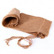 Set of 10 Hessian Sandbags