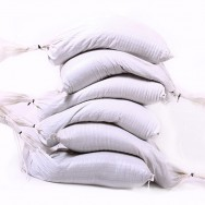 Set of 10 Filled Poly Sand Bags