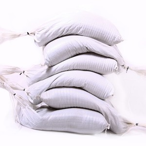 Set of 50 Filled Poly Sand Bags