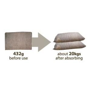 Set of 250 Inflatable Sandbags