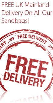 FREE UK Delivery on all our sandbags