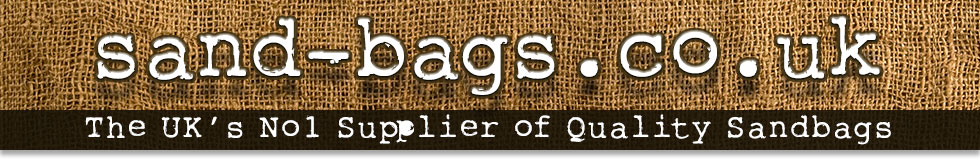 Sand-Bags UK's No1 Supplier of sandbags