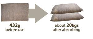 Inflatable Sandbags
